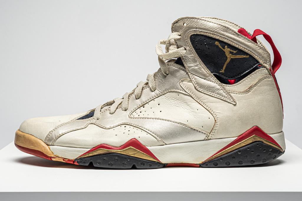 michael jordan, sneakers, olympics, 1992