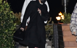 Miley Cyrus and rapper Lil Nas X grab dinner together at Nobu Malibu