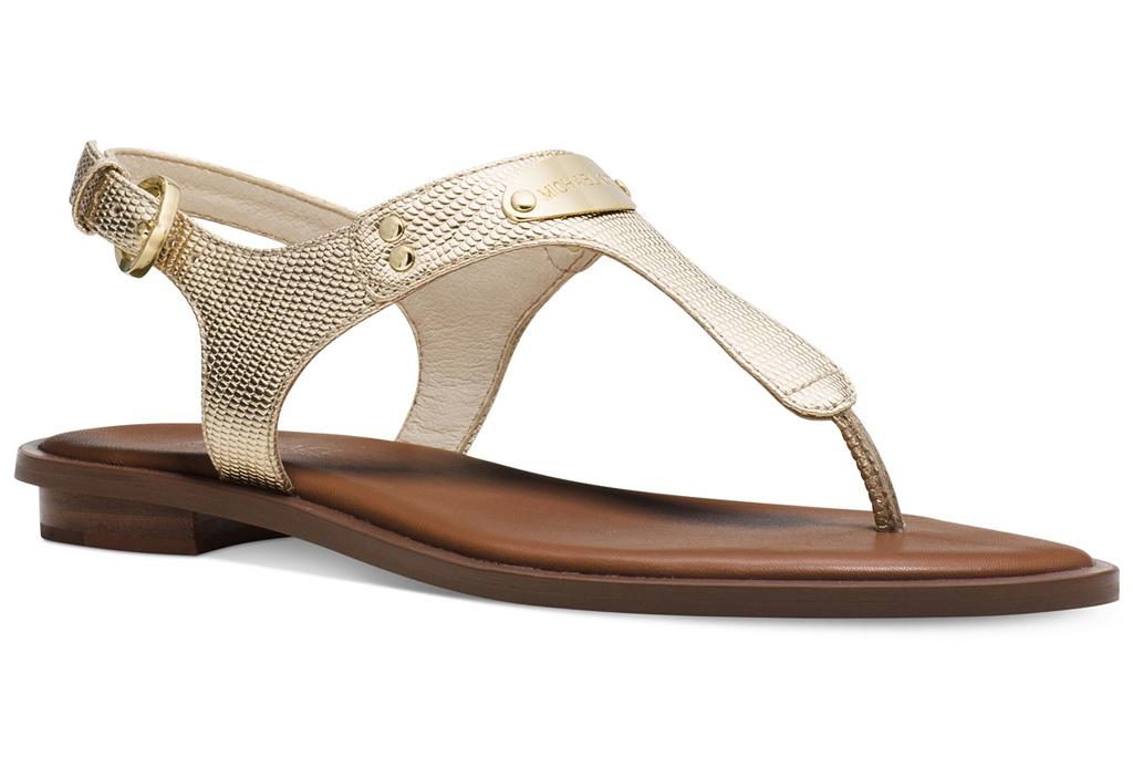 Michael Michael Kors, thong sandals