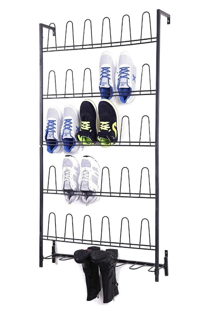 MyGift Shoe & Boot Hanger