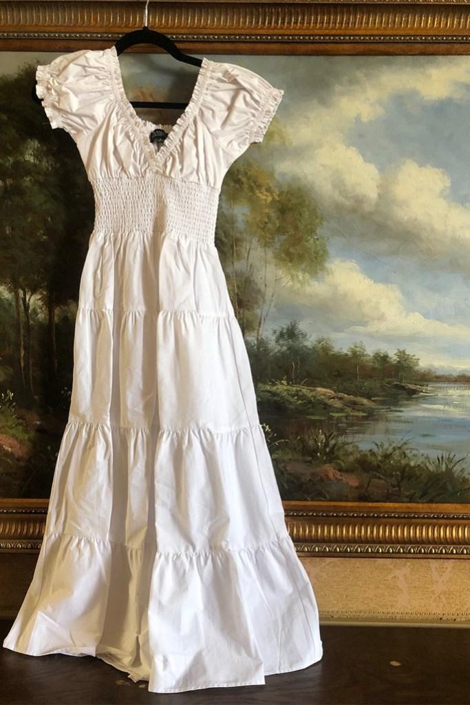 danielle bernstein dress, nap dress, nap dress trend