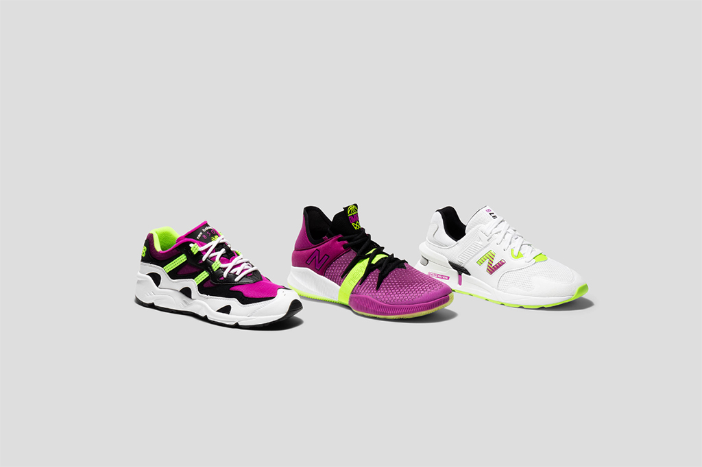 New Balance Berry Lime OMN1S 997 850