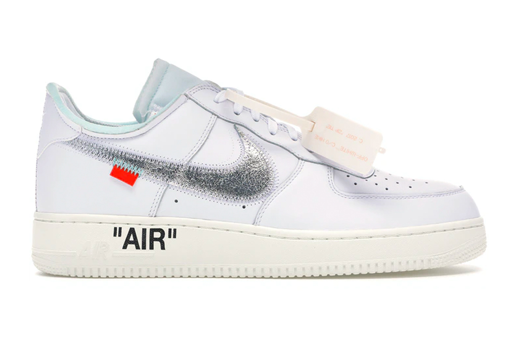 nike, off-white, air force 1, sneaker, complexcon, white