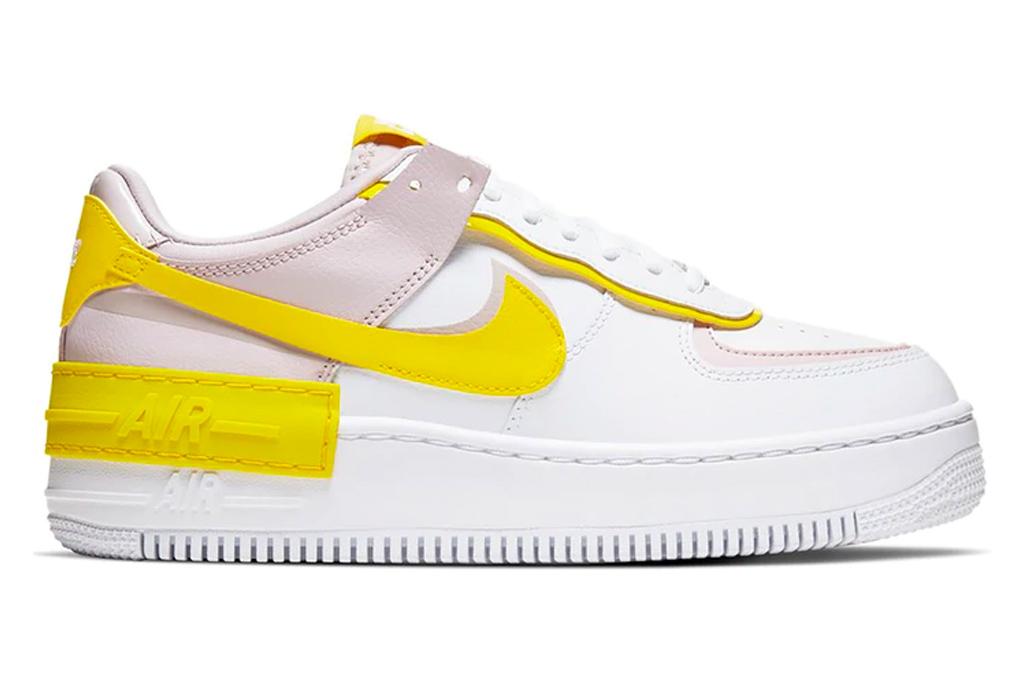 nike, air force 1, shadow, sneakers