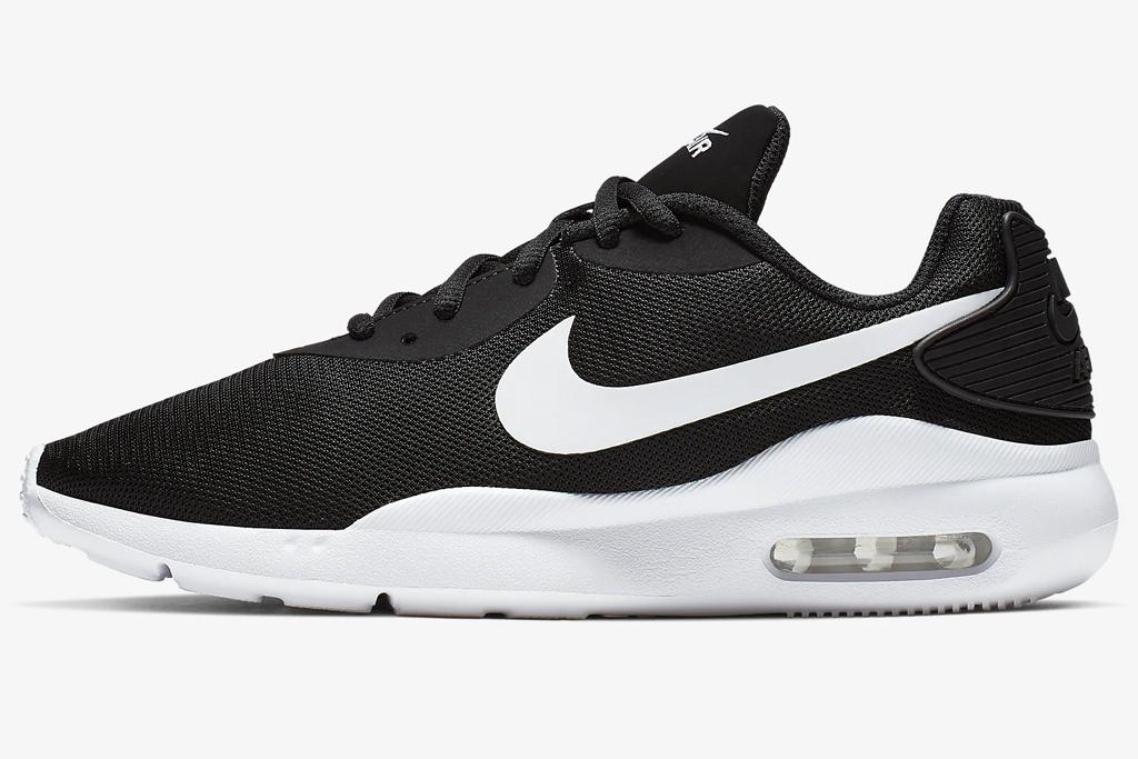 nike, air max, black, white, sneakers