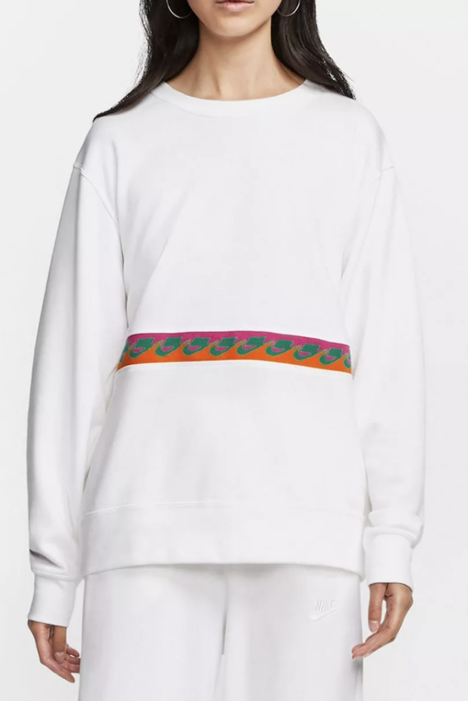 Nike, Crew Neck Sweatshirt