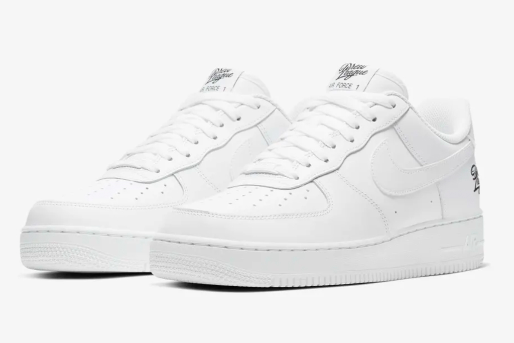 nike, drew league, air force 1, af1, shoes, sneakers, black, white