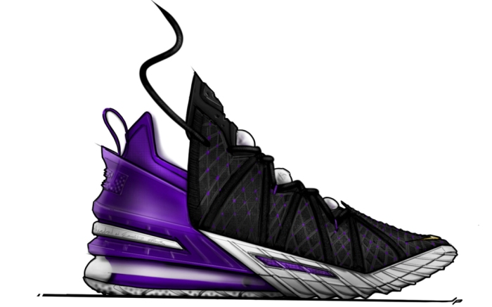 Nike Lebron 18 Release Date Initial Sketches More Pochta News