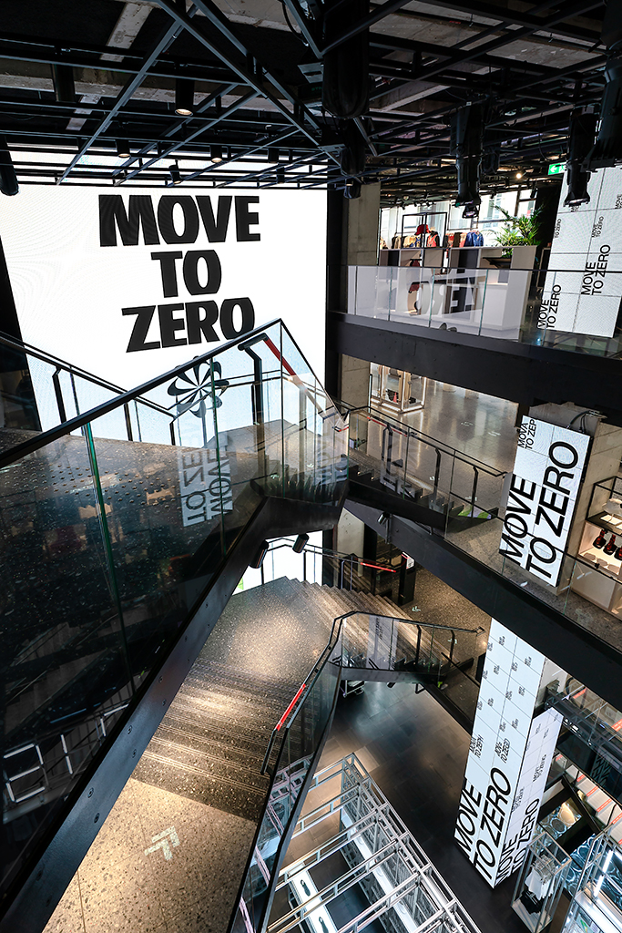 Nike Paris store House of Innovation