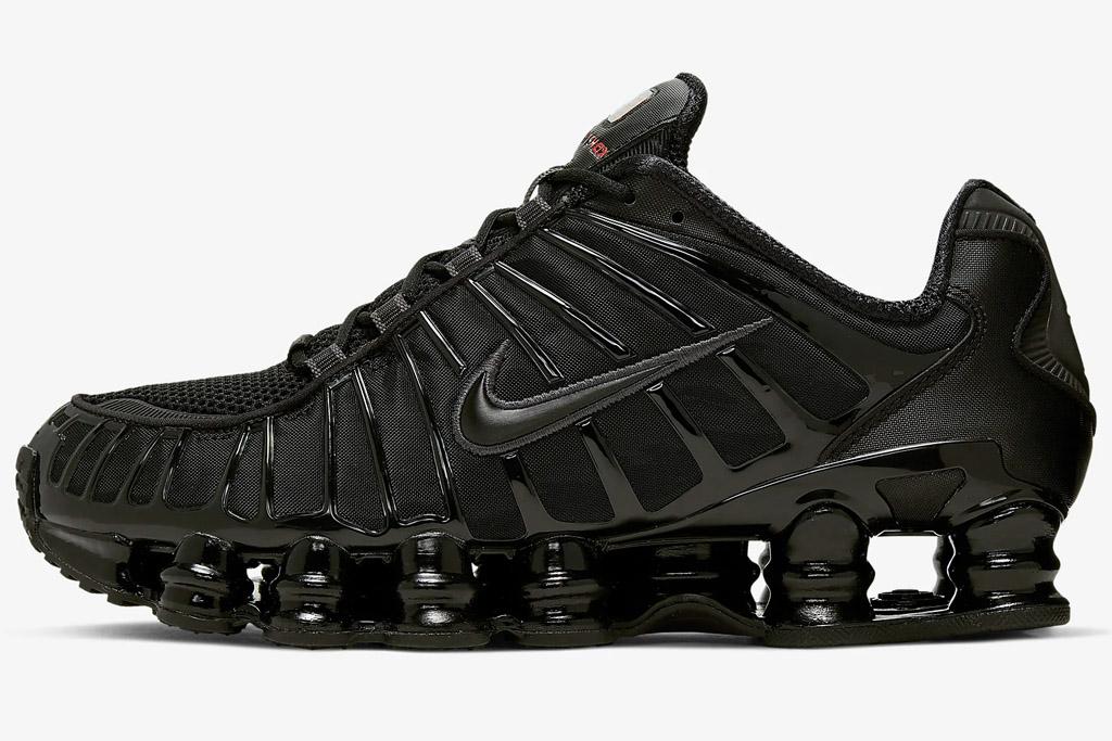 Nike Shox TL, black
