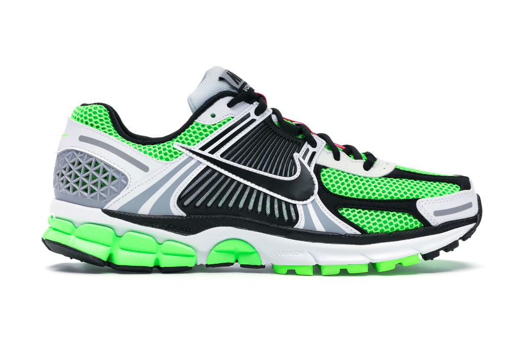 nike, zoom, vomero, green