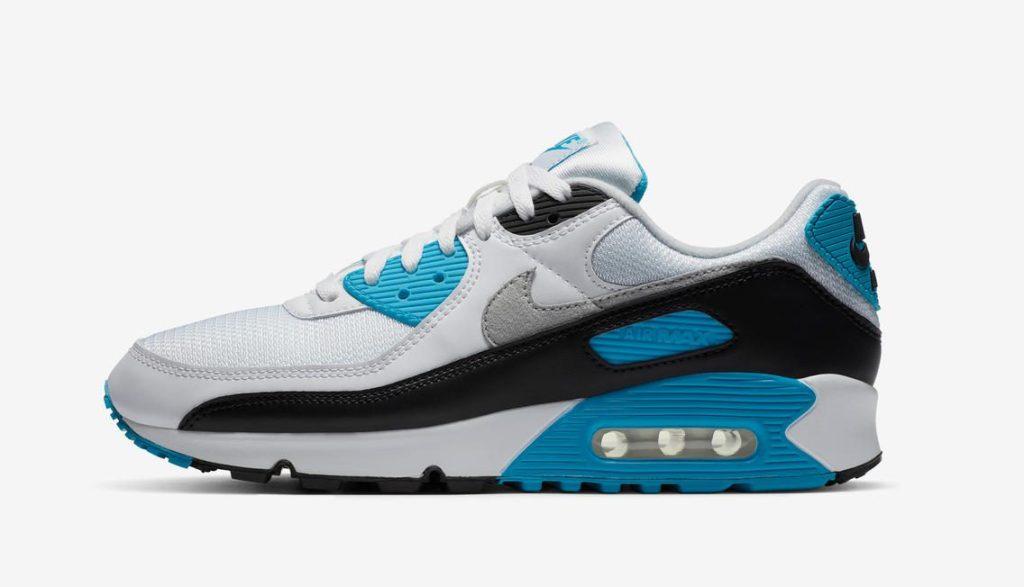 Nike Air Max 90 'Laser Blue'