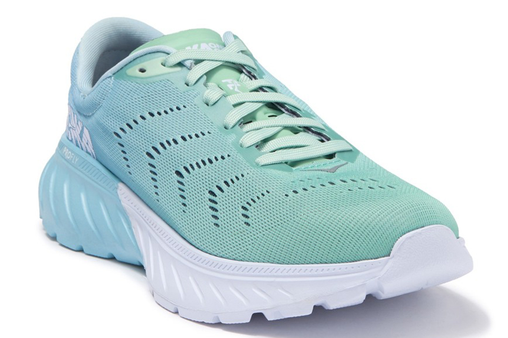 nordstrom rack sale, hoka one one, march 2 running shoe
