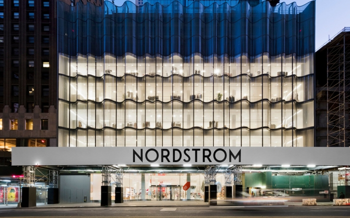 Nordstrom, flagship, store, nyc