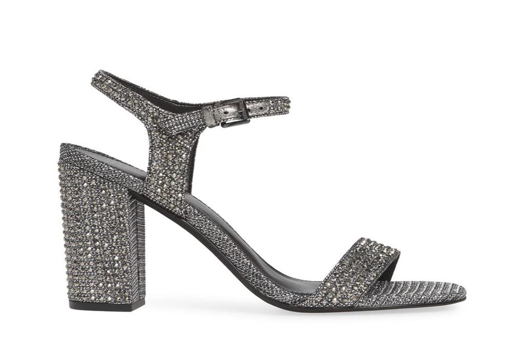 nordstrom rack sale, michael kors heels, crystal heels