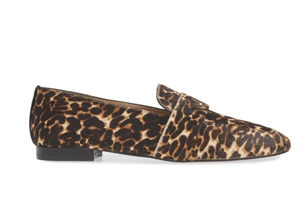 nordstrom rack sale, leopard loafers, fall 2020 shoes