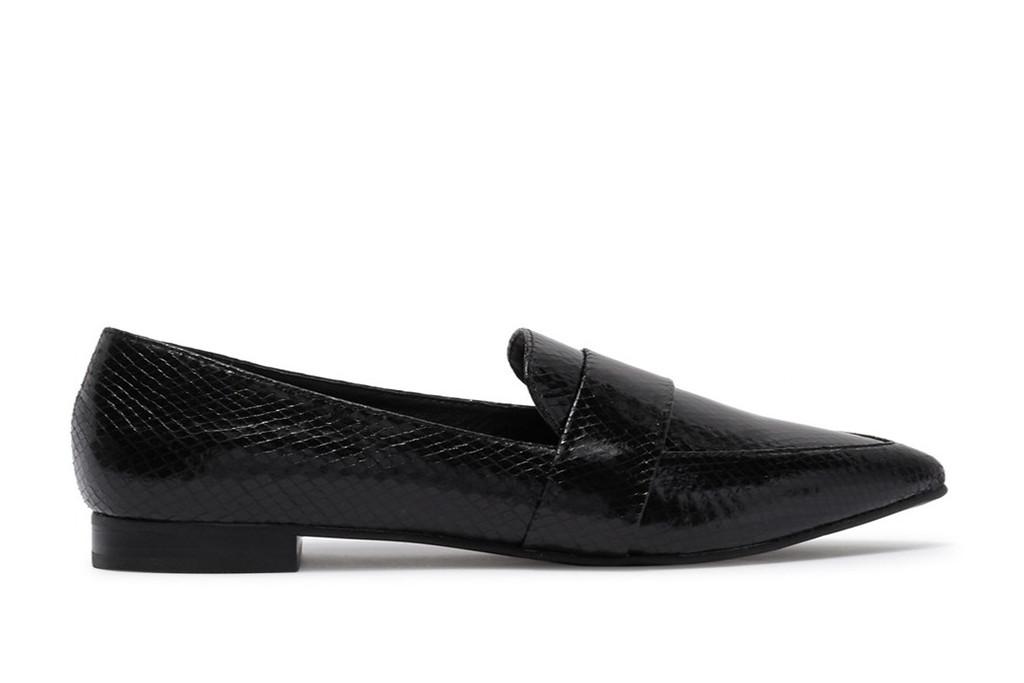 nordstrom rack sale, loafers, snake embossed leather loafer