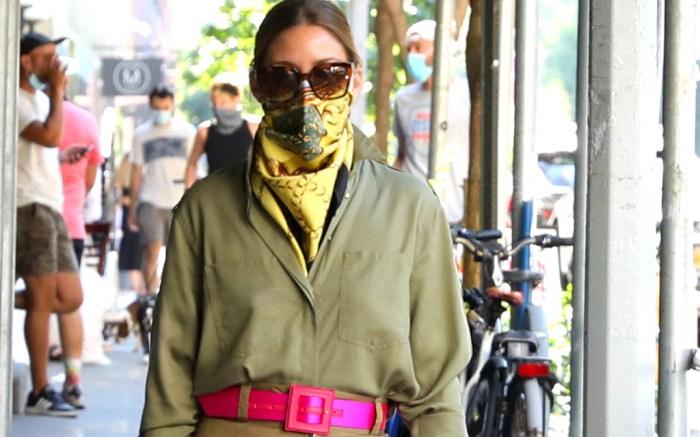 Olivia Palermo Looks Very Stylish Running Errands In Brooklyn