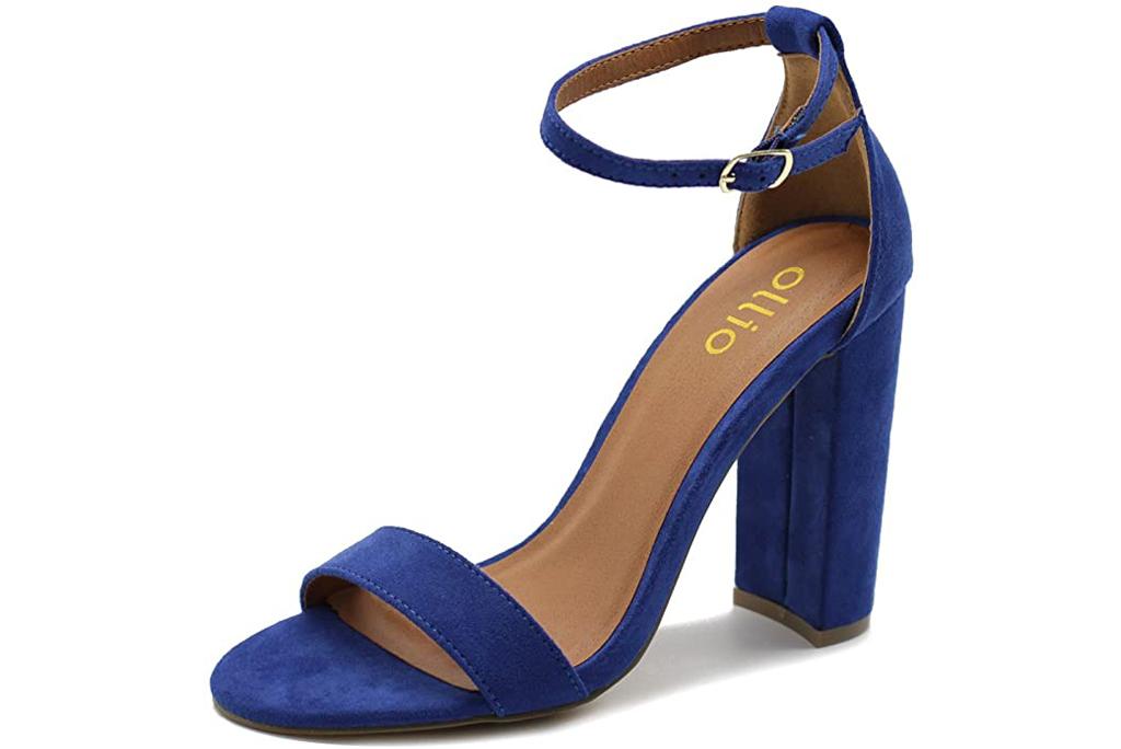 Ollio, ankle strap sandals