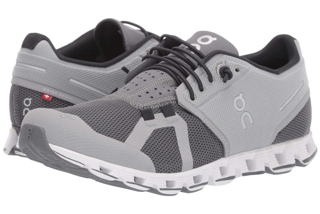 On Cloud 2.0, running sneakers