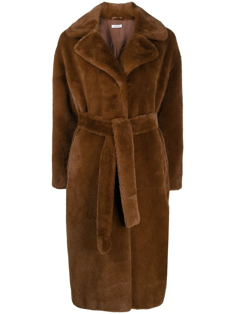 parosh, parosh coat, faux fur coat, fall 2020 fashion trends, fashion trends, teddy coat