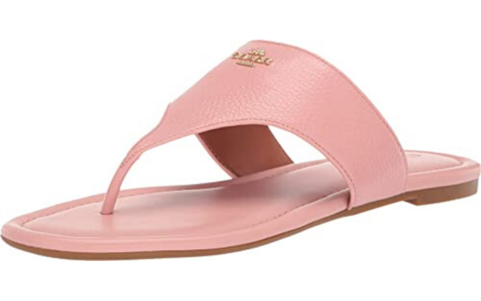 pink sandals for women amazon