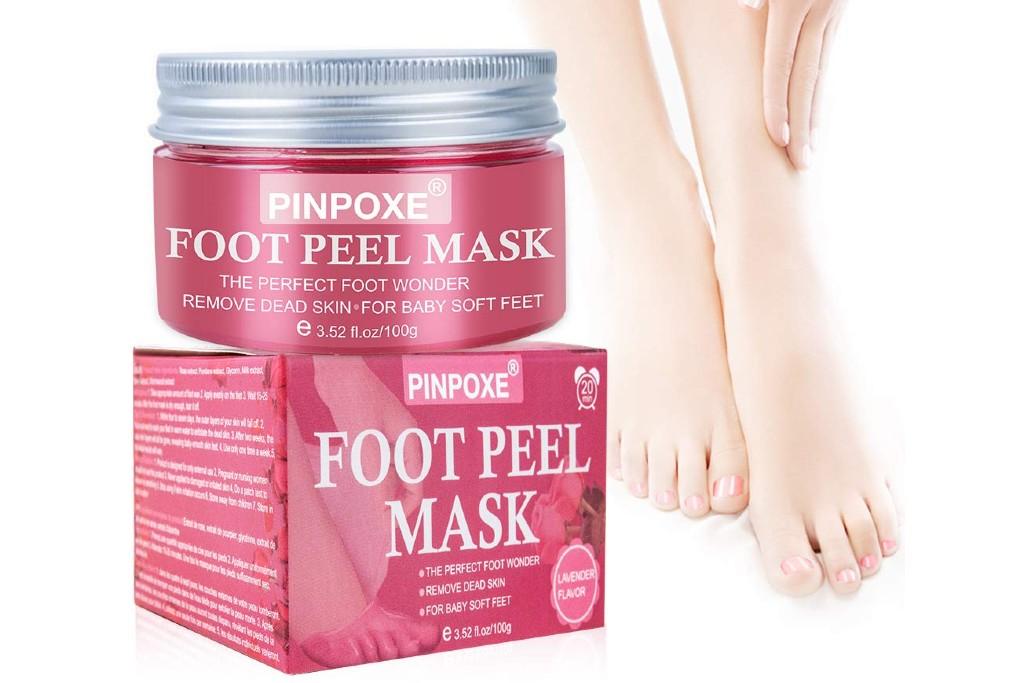 Pinpoxe Foot Peel Mask