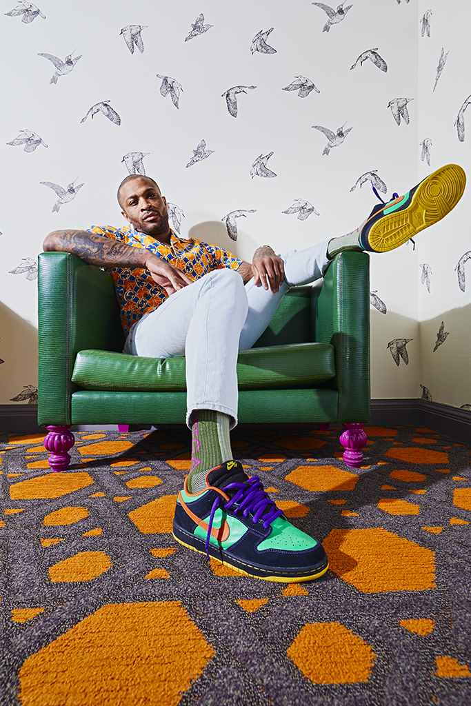 pj tucker, sneakers, fashion, nike