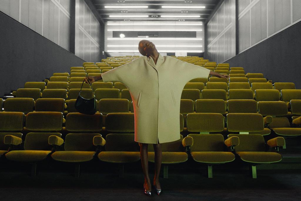 Prada Spring 2021 Viritual show, short film