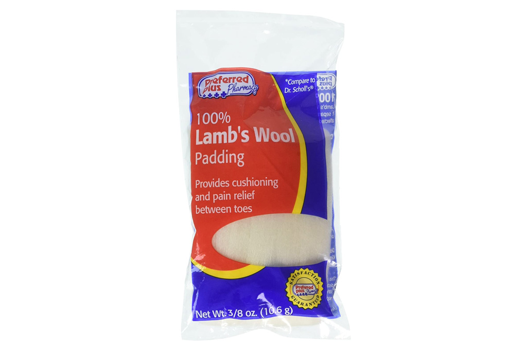 preferred, lambs wool