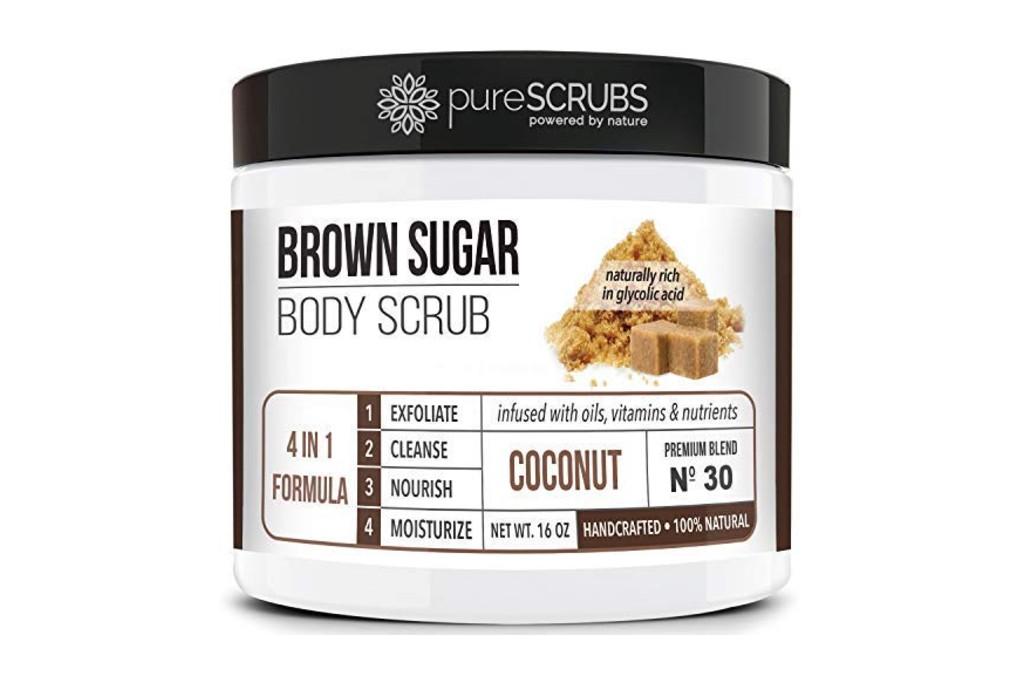 purescrubs brown sugar scrub