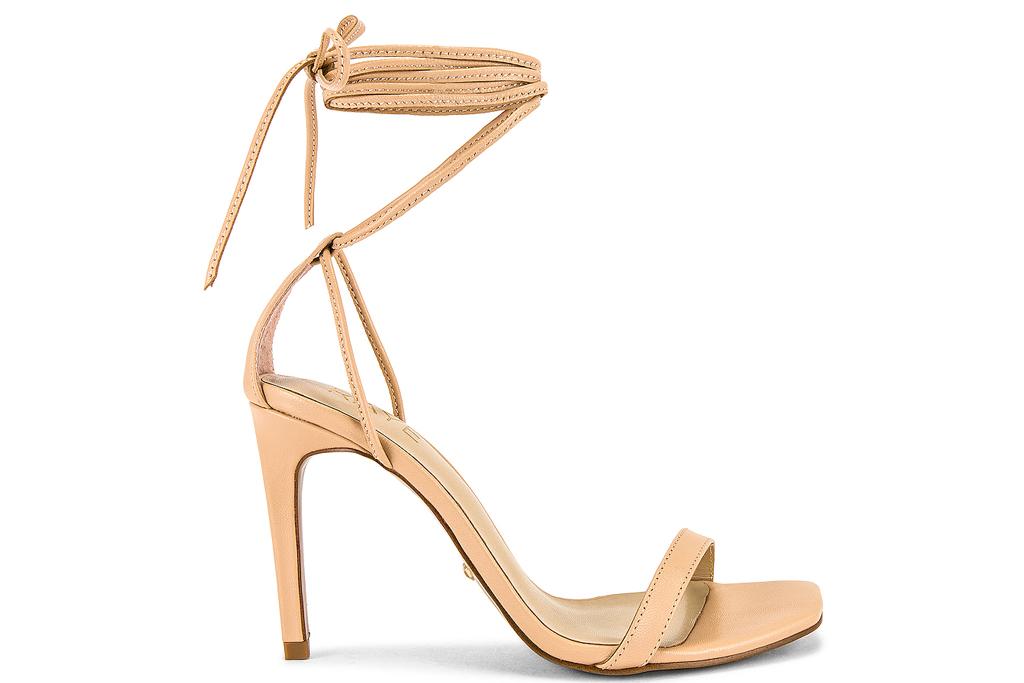 Raye, nude sandals