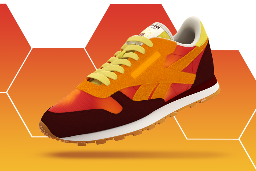 Reebok Classic Leather Bee Keeper First Pitch