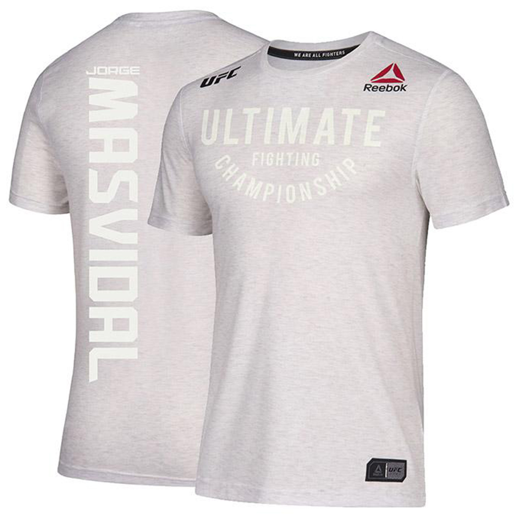 Jorge Masvidal Authentic UFC Fight Night Walkout Jersey