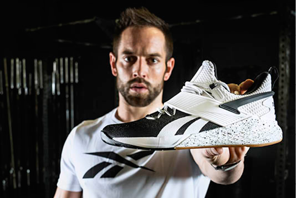 Rich Froning Gets His Own Reebok Nano