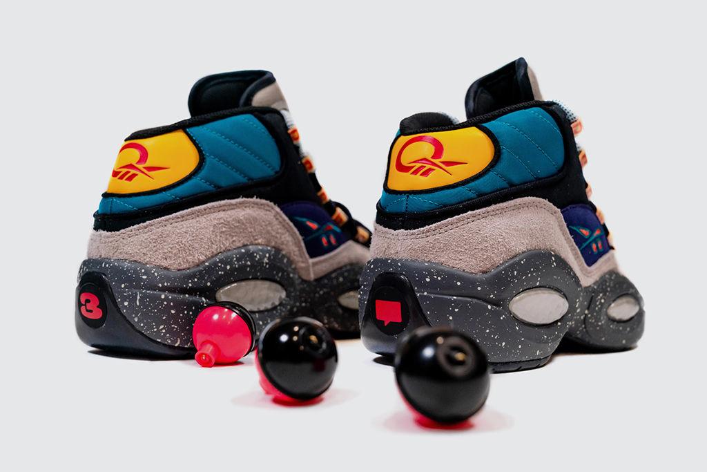 Nice Kicks x Reebok Question Mid Bubba Chuck
