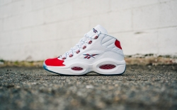 Reebok Question Mid OG Red Toe