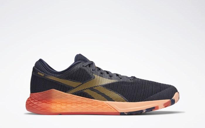 reebok, reebok nano 6 running shoe, reebok