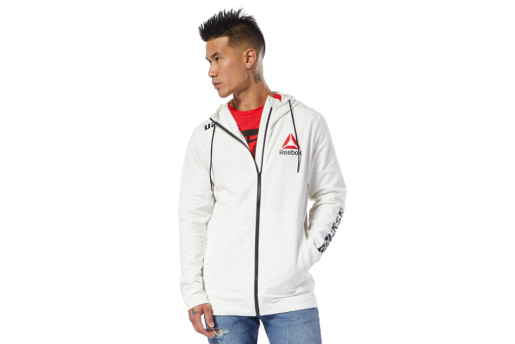 Reebok UFC Fight Night Walkout Hoodie