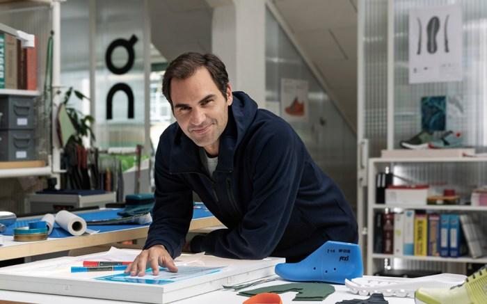 Roger Federer On