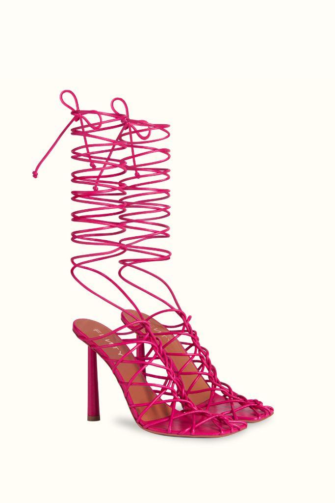 fenty, fenty x amina muaddi, amina muaddi, shoes, heels