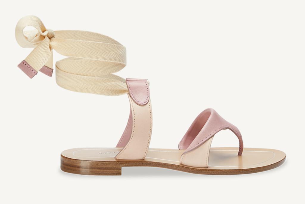 sarah flint sale, grear sandal, limited edition sandal sarah flint