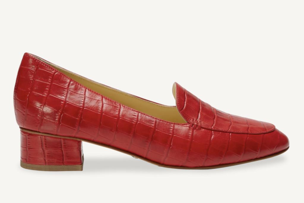 sarah flint sale, sarah flint rosie loafer, shoe