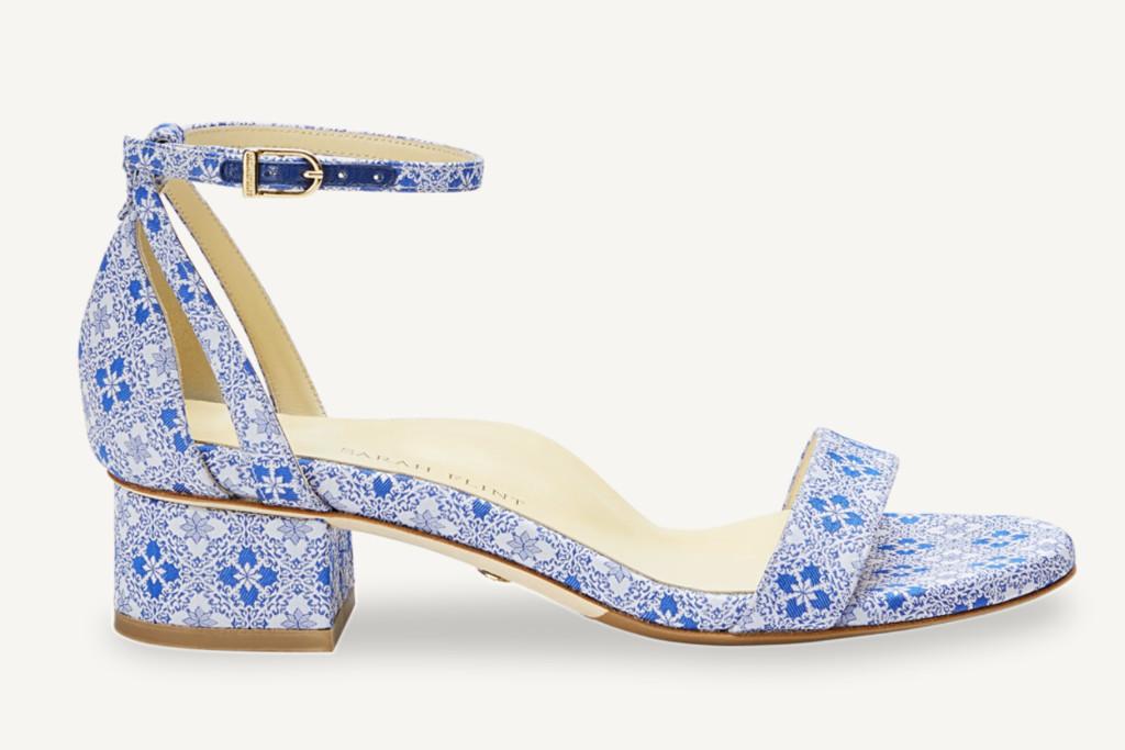 sarah flint sandal, perfect block sandal 30, sarah flint shoes