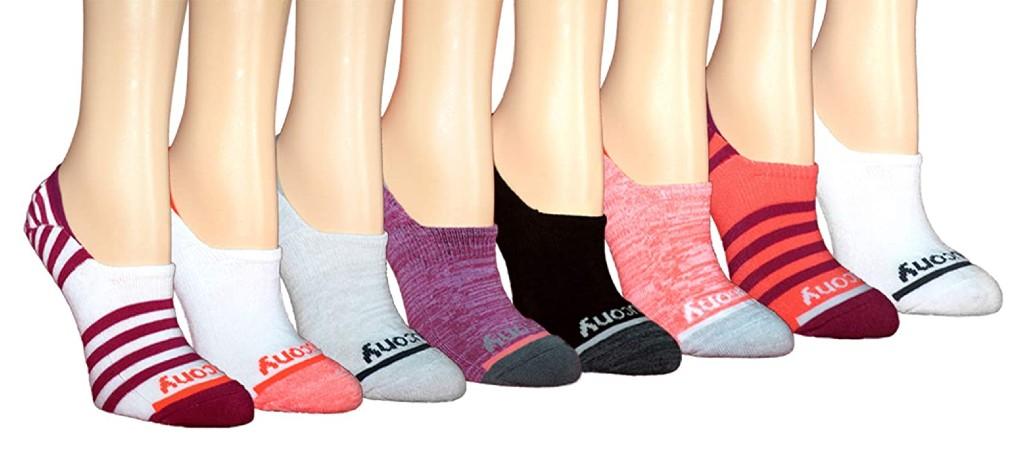 Saucony No Show Socks