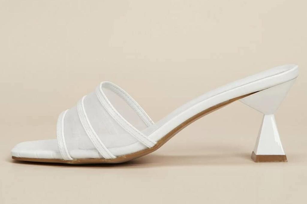 Shein, sandals