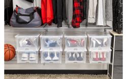 best shoe storage boxes