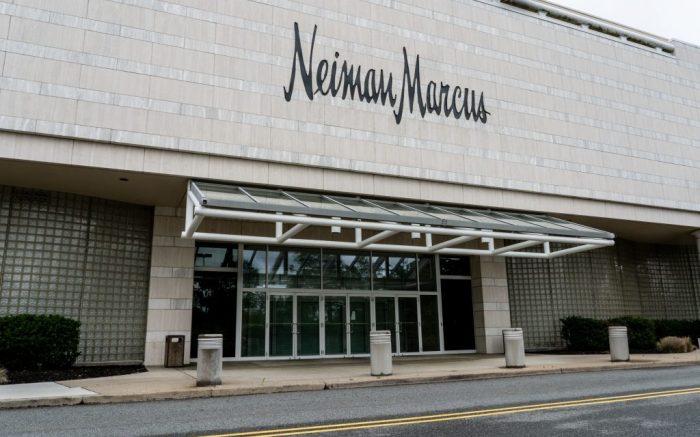 Neiman MarcusCoronavirus outbreak, New Jersey, USA - 23 May 2020