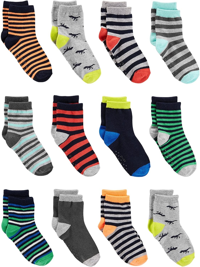 Simple Joys by Carter's Non-Skid Socks