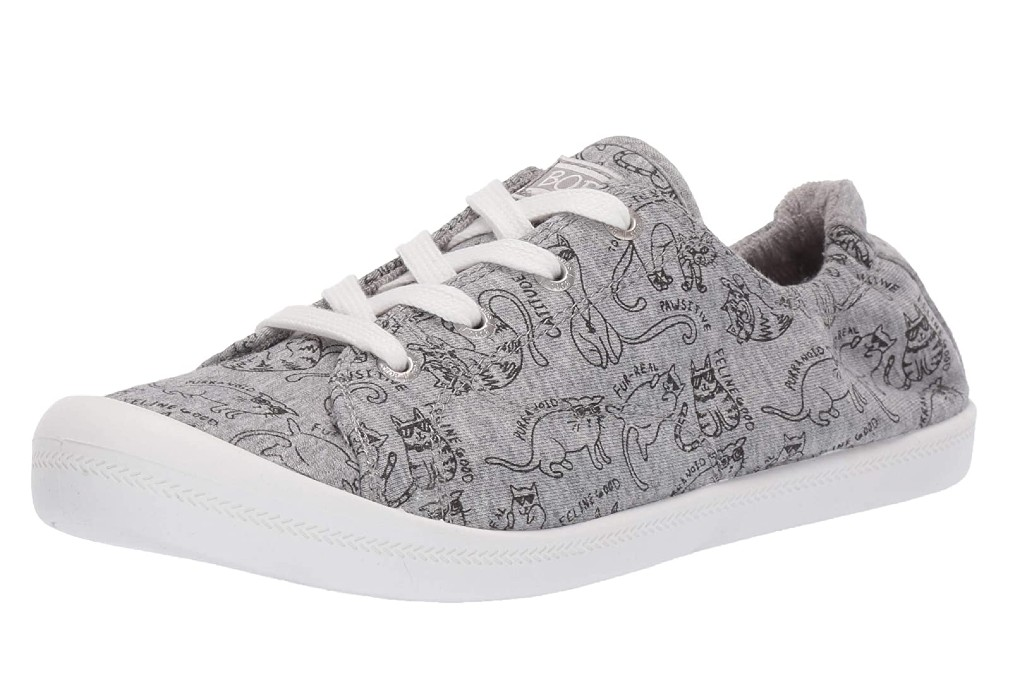 Skechers Bobs Beach Bingo Kitty City Sneakers